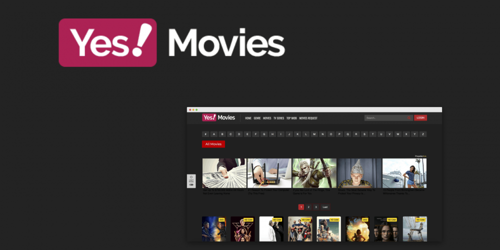 Top 5 Movie Categories Available in YesMovies